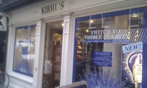 Window Shopping in London