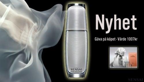 NYHET! Prime Solution från Sensai by Kanebo