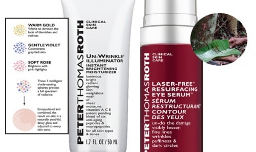 Laser Free Eye + Un-Wrinkle Illuminator Peter Thomas Roth