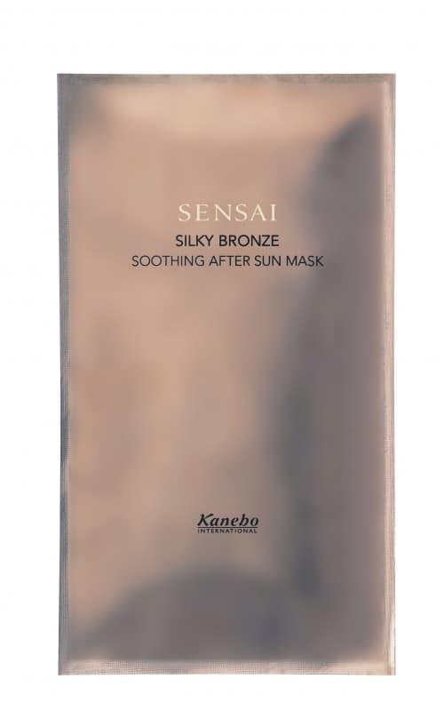 Kanebo silky bronze after sun mask