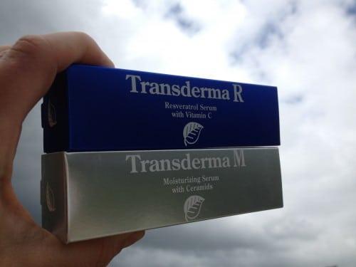 Yippie! Äntligen två nya Transderma serum