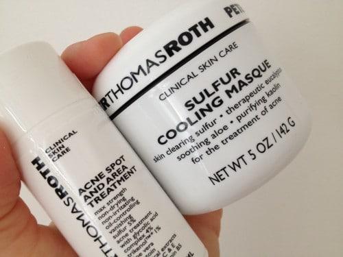 SOS-behandling för acne, finnar  och underjordare!