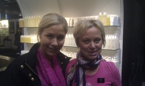 Maria Åkerberg/Dermanord – Ekologisk hudvård!