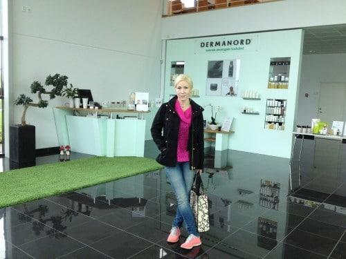 Dermanords fabrik- Maria Åkerberg - Ekologisk hudvård