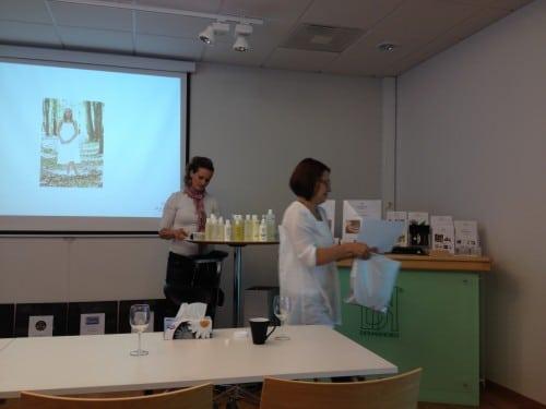 Auktoriserad hudterapeut - Naturlig miljövänlis hudvård