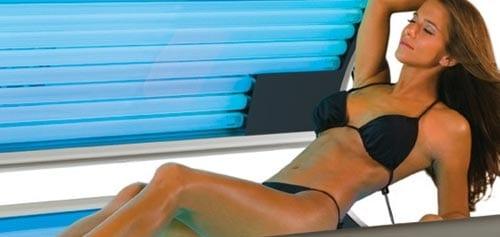 Ultravioletta bilder visar dolda hudskador