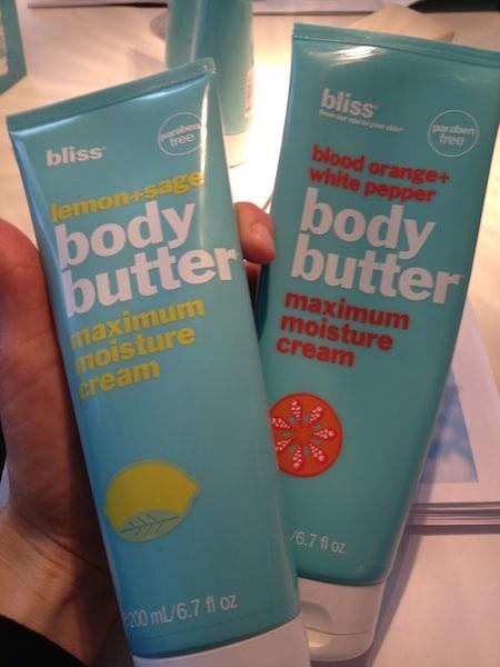BLISS body Butter