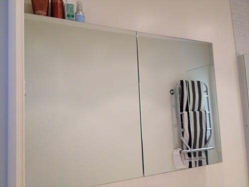 I mitt badrumsskåp!