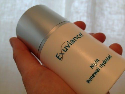 Bra nattcreme för fet/blank acnehud