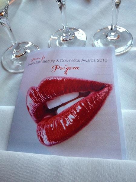 KTF Swedish Beauty & Cosmetics Awards