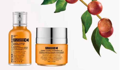 Energikick till huden med C-vitamin
