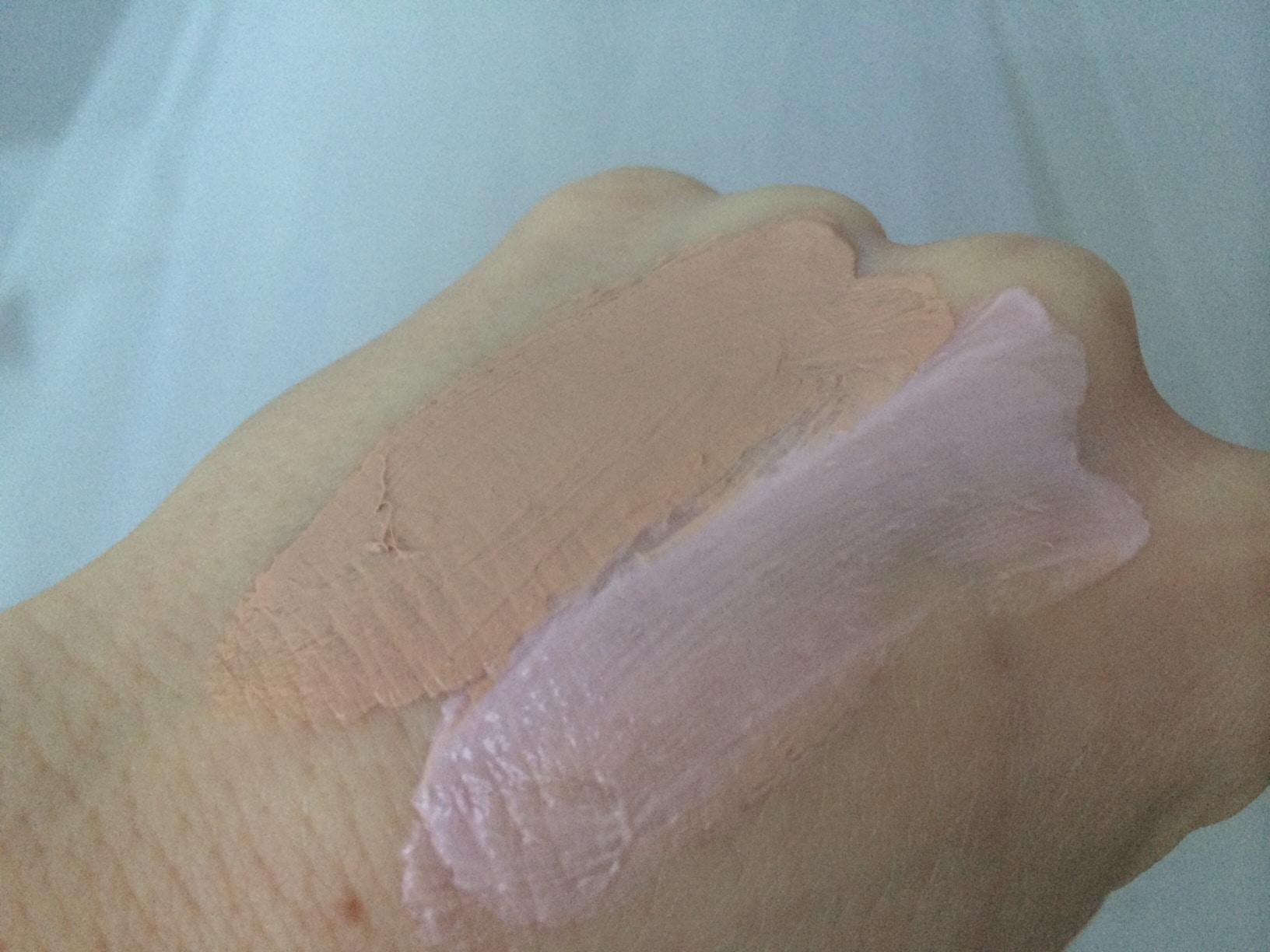 Clarins lyster, hudvård, foundation