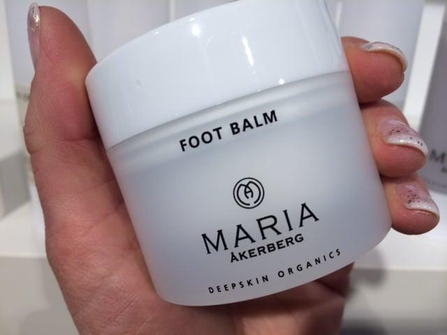Maria åkerberg foot balm