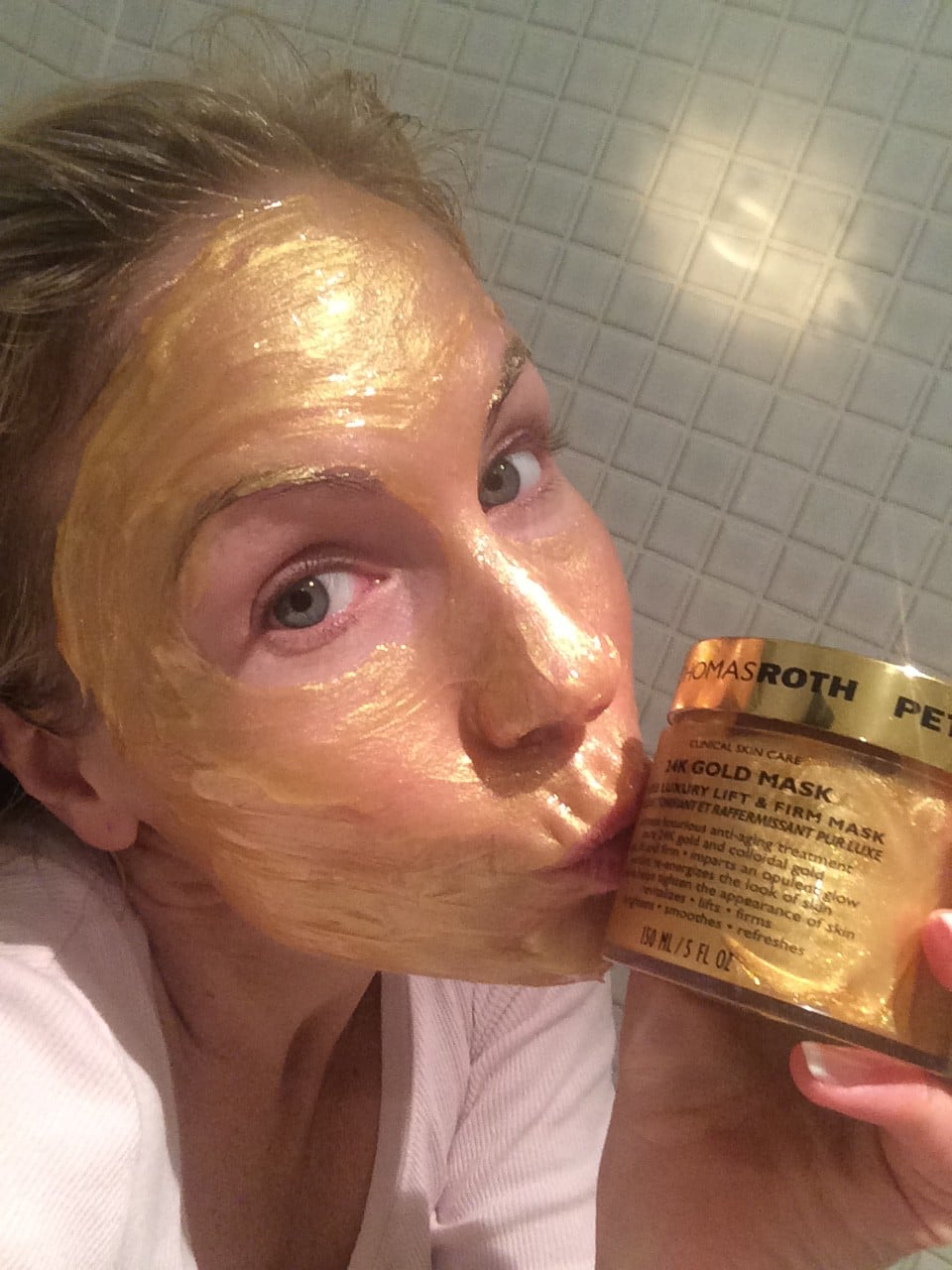 24H gold  mask peter thomas roth