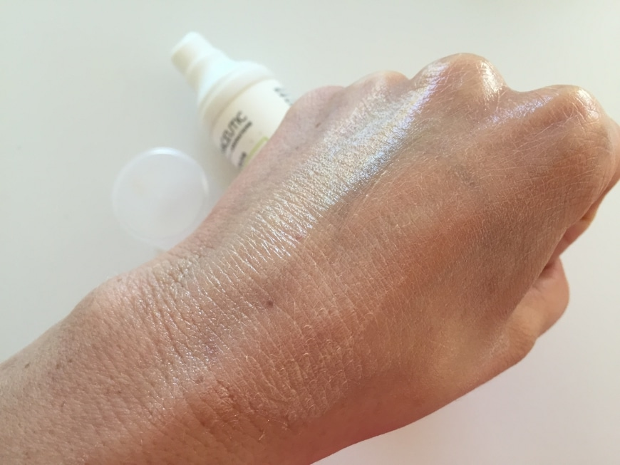 kvicksilver på huden