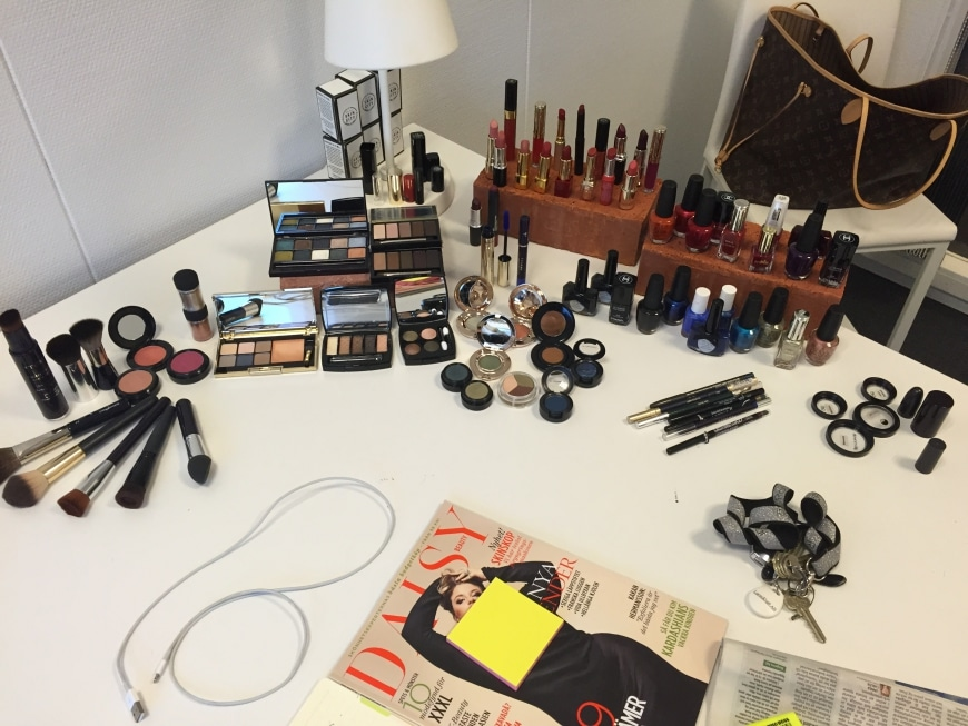 Höstens makeup-trender 2015