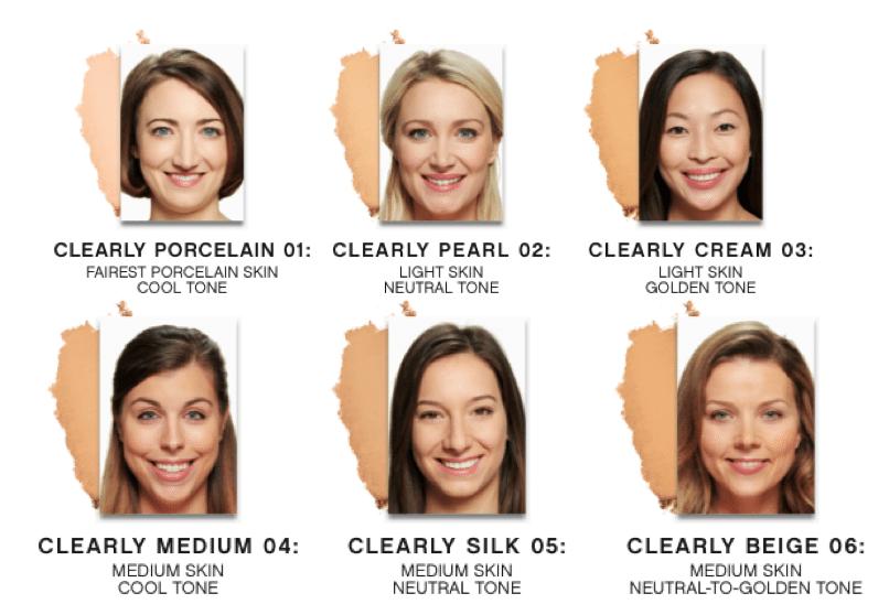blemish remedy foundation vilken färg