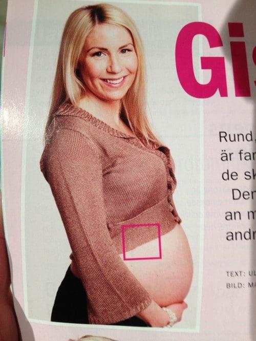 Vad gäller för graviditet och avancerad hudvård?