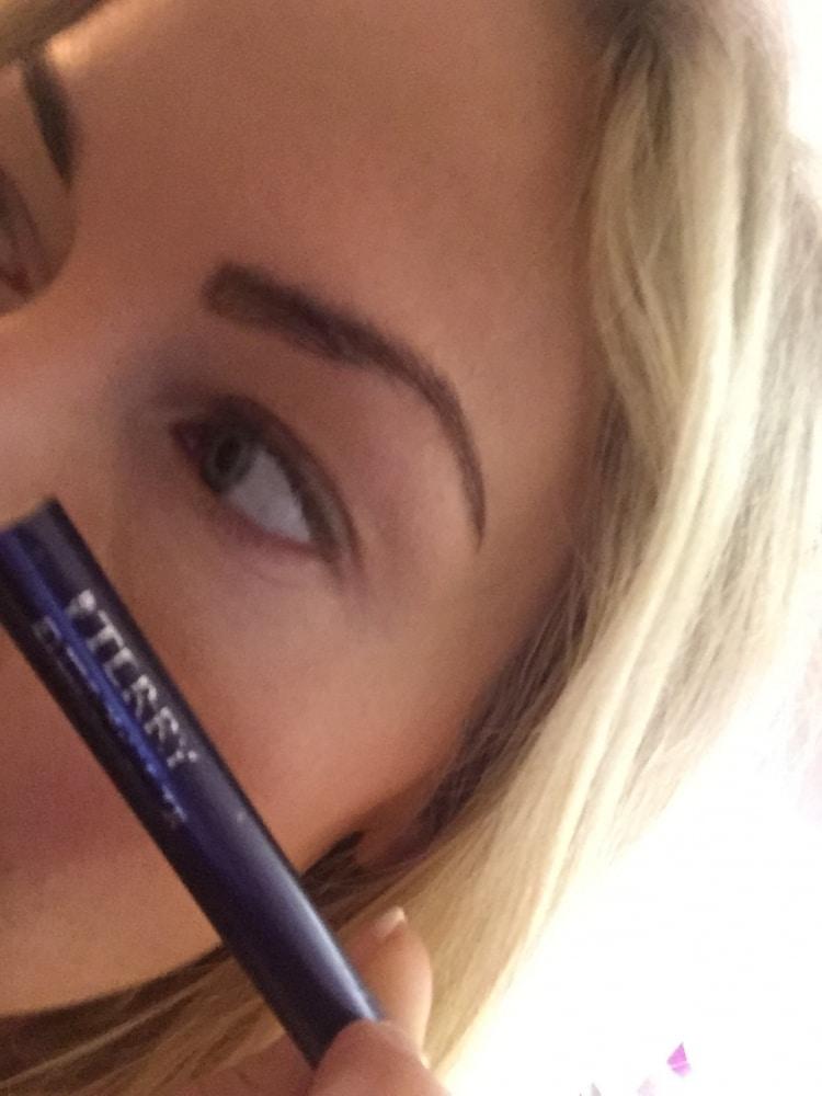 bra ögonbrynspenna för blonda