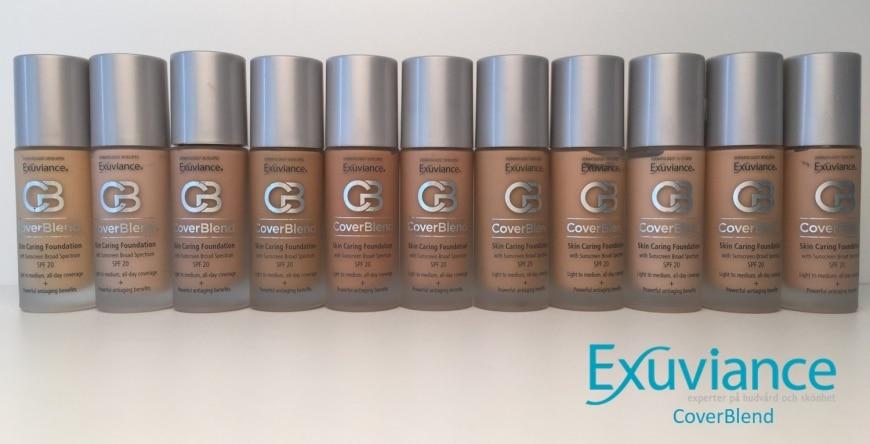 ANNICAS FOUNDATION SKOLA DEL 1 – Exuviance Skin Caring Foundation