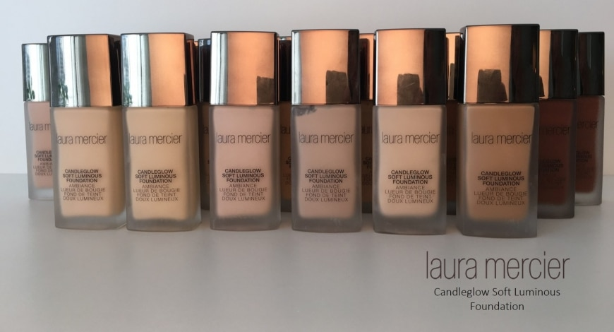 ANNICAS FOUNDATION SKOLA DEL 6 – Laura Mercier Candle Glow Foundation