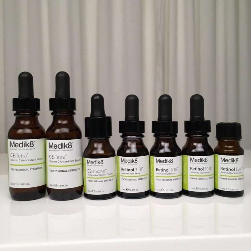 Skincity lanserar Medik8