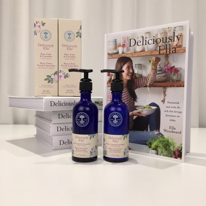 Deliciously Ella för Neal's Yard Remedies