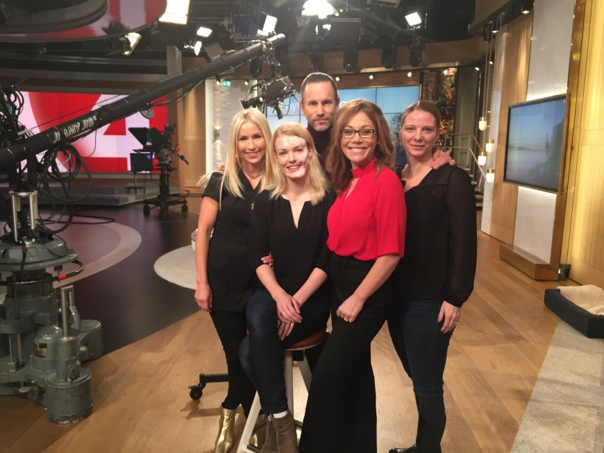 Höstens Hetaste Hudvårdstrender – TV4