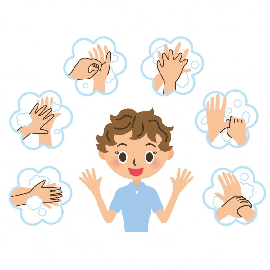 Sprita händerna är en del av mitt liv!