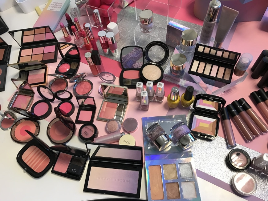Vårens makeuptrender 2017 – Nyhetsmorgon