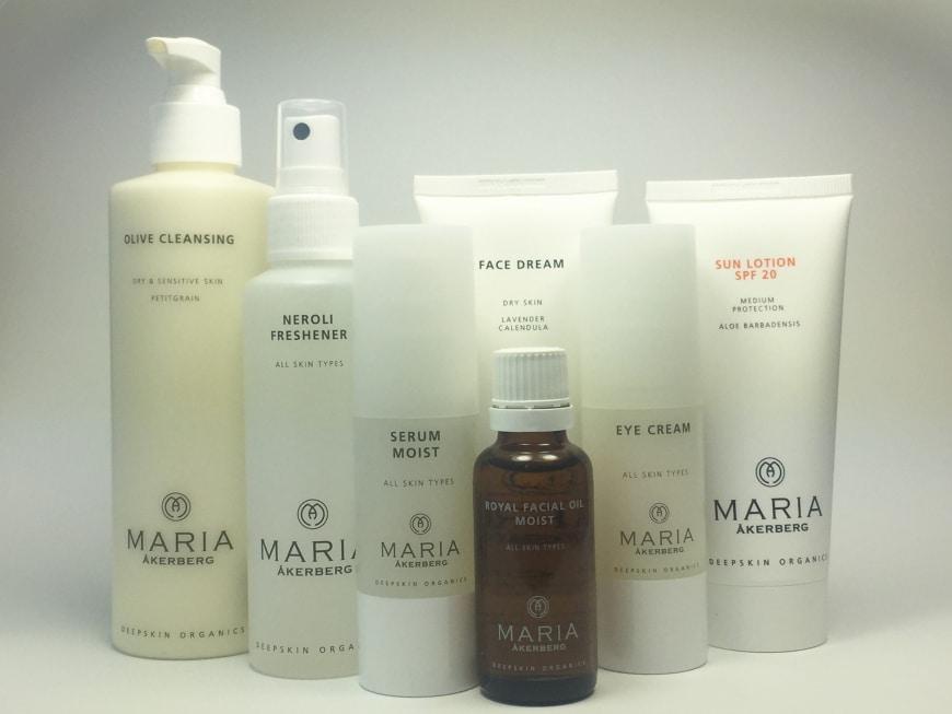 bra hudvård för känslig hud