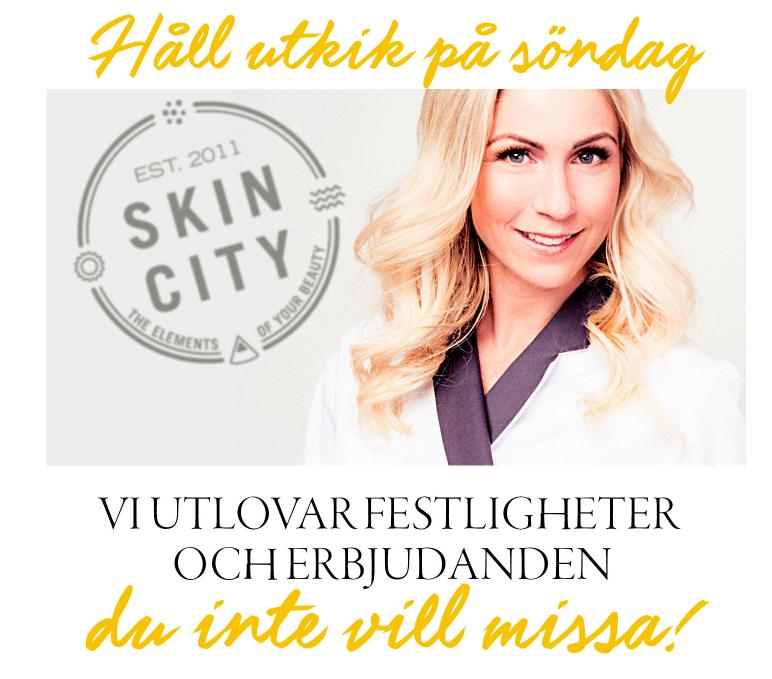 LIVE EVENT om huden & Solen!