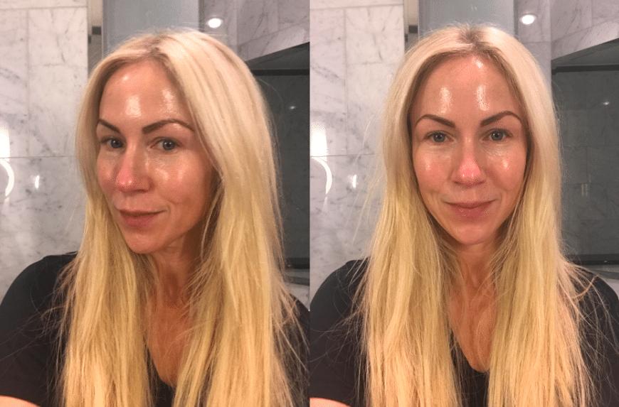 Makeup – Före & Efter