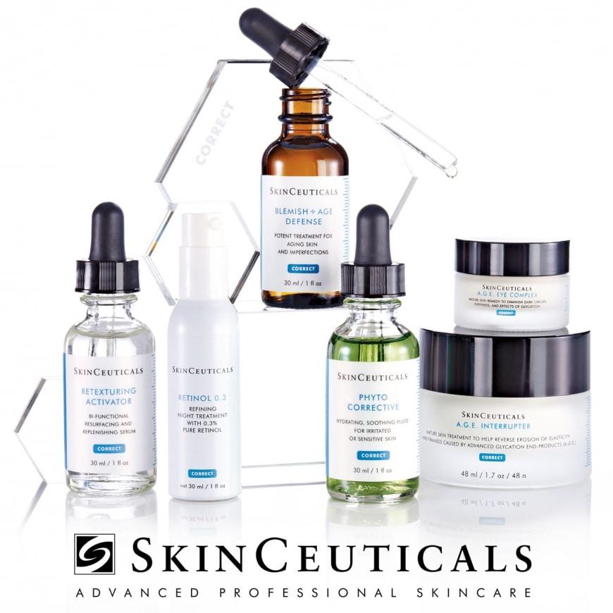 Lansering! Skinceuticals