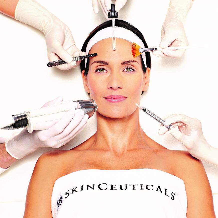 SkinCeuticals på Skincity
