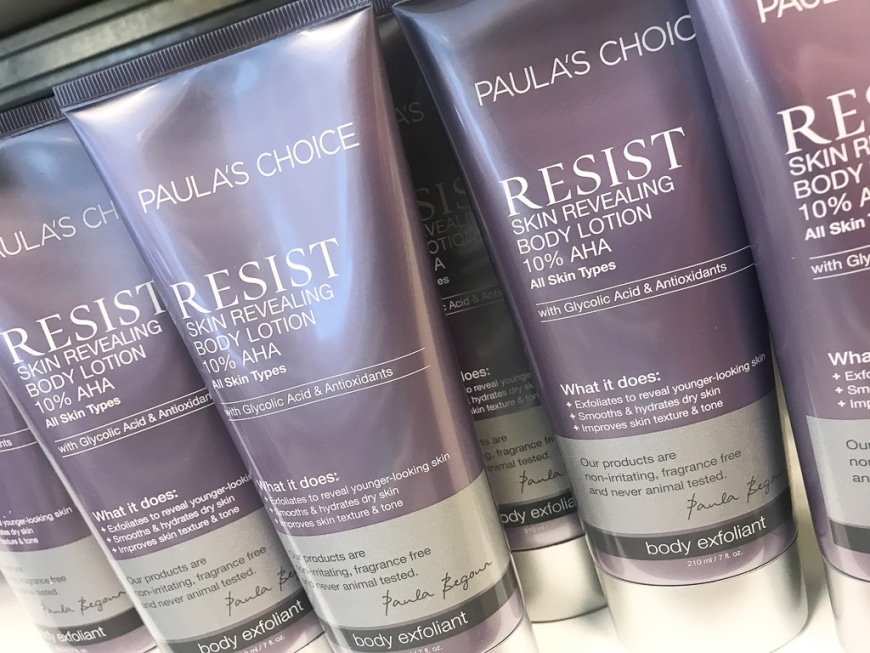 Paula´s Choice RESIST Skin Revealing Body Lotion 10% AHA