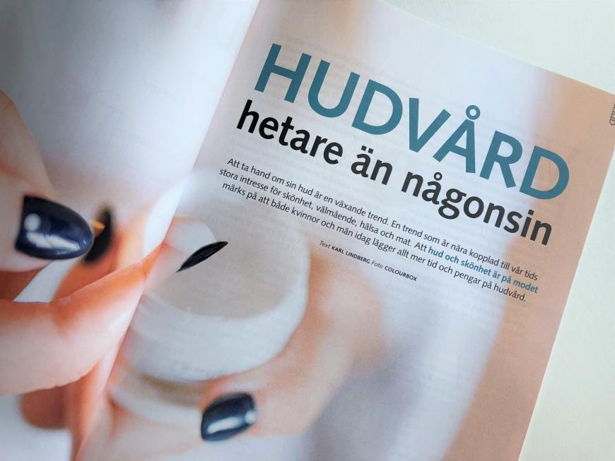 Intervju-Hudvård hetare än någonsin!