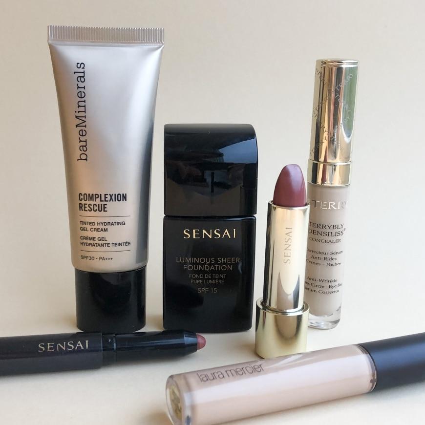 Rätt makeup för mogen hud