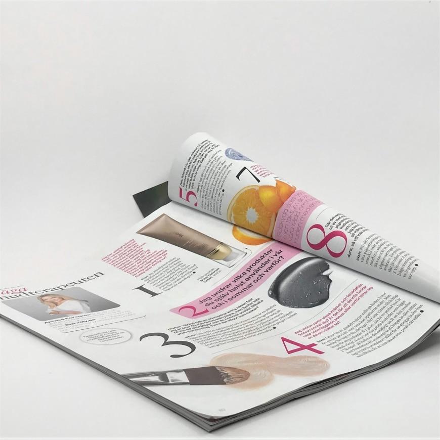 Fråga Hudterapeuten – Intervju med mig i Aftonbladet