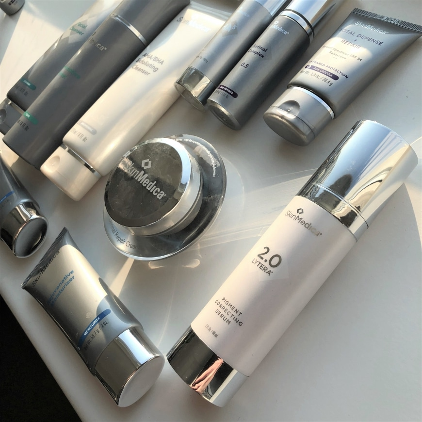 Produkter från SkinMedica