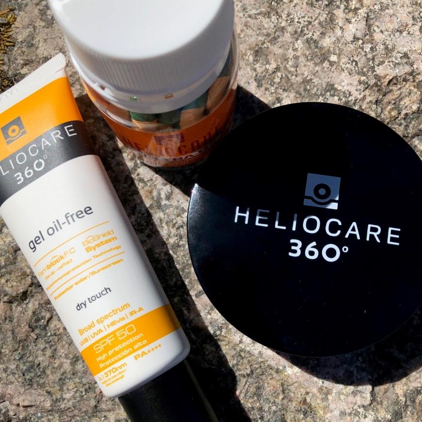 Solskyddsprodukter från Heliocare