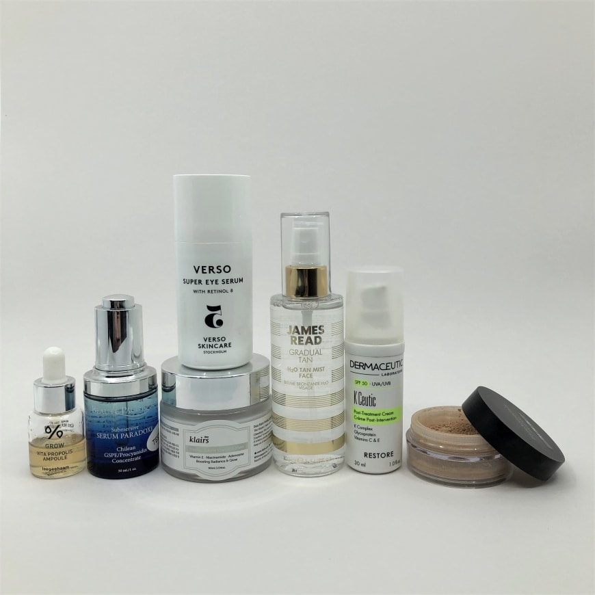 Ikoniska produkter på Skincity