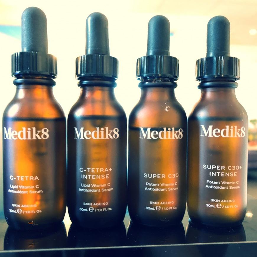 C-vitaminserum från Medik8