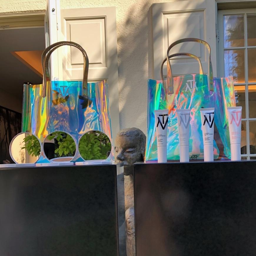 MTM pressevent & fina goodiebags