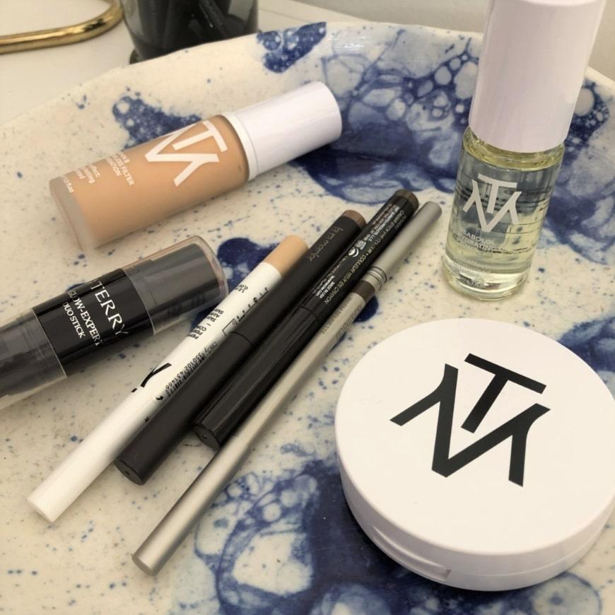 Passande produkter till en morgon hud