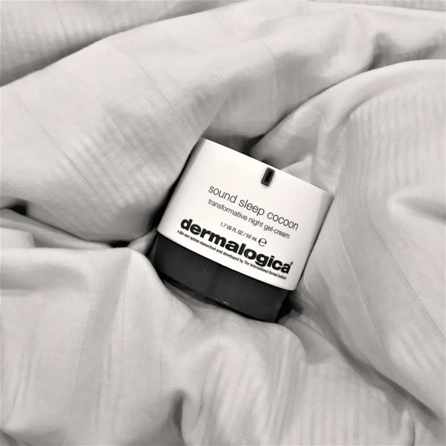 Dermalogicas sound sleep cocoon