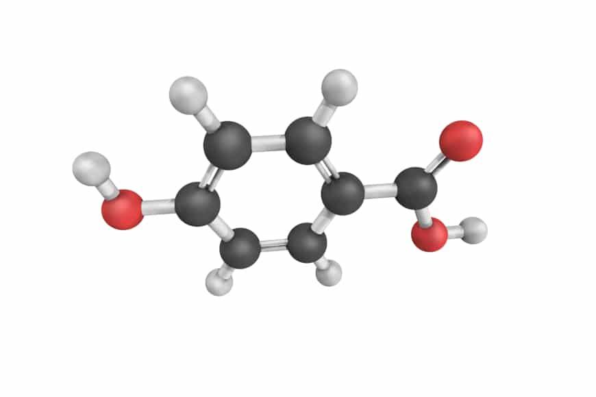 Molekyl salicylsyra