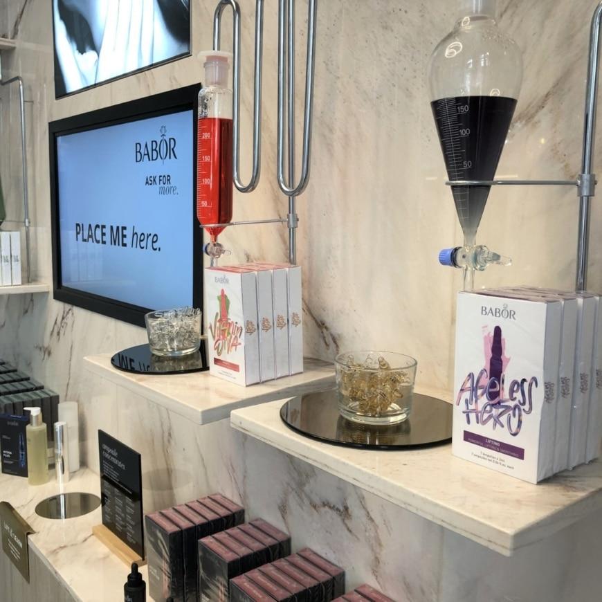 Babor Brand Store i Stockholm