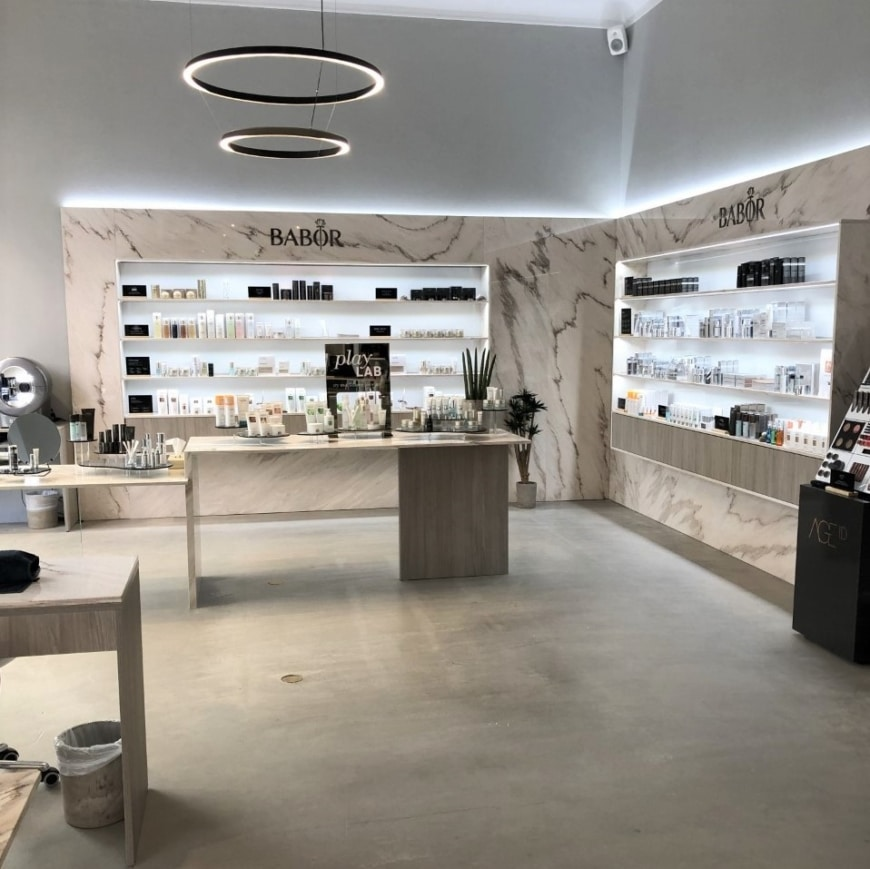 Babor Brand Store i Stockholm12
