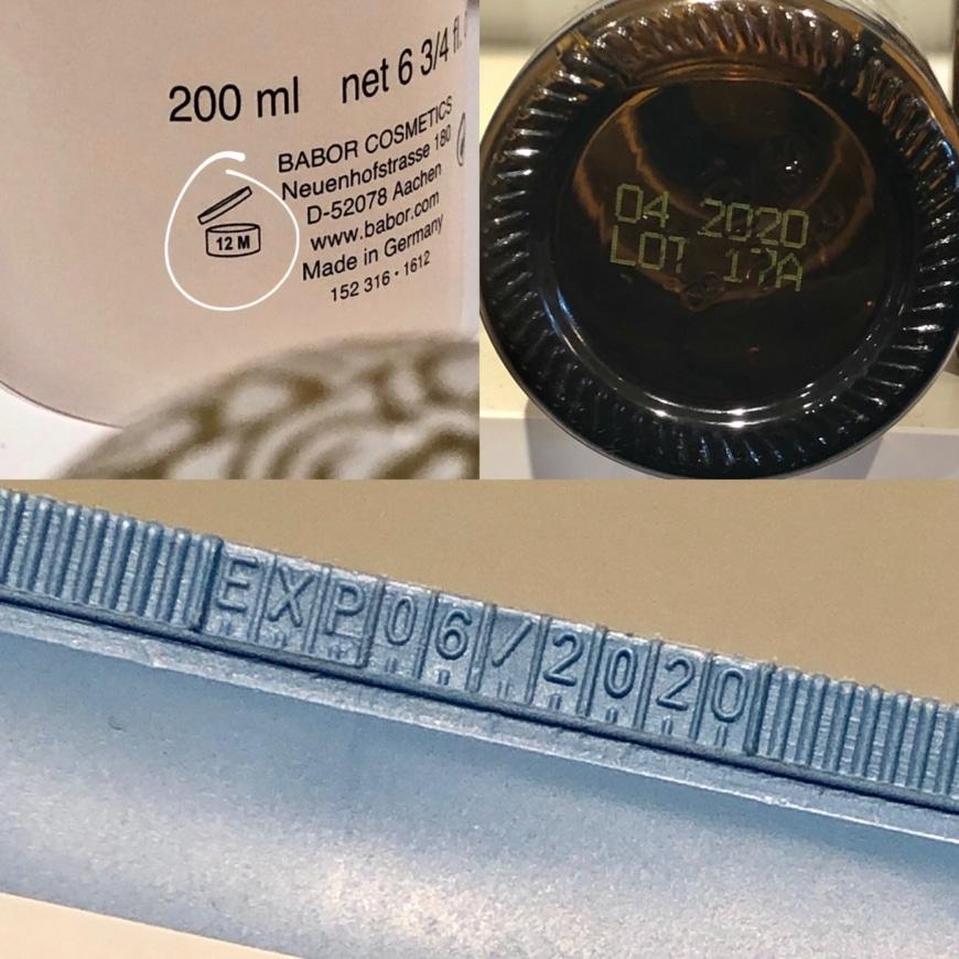 Bäst-före och datummärkning på produkter